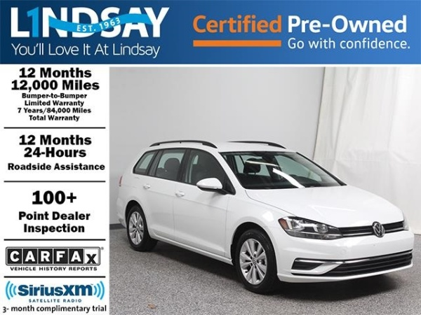 2019 Volkswagen Golf in Sterling, VA