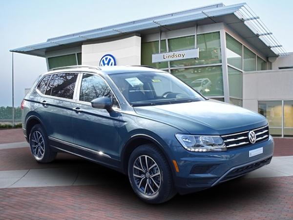 2020 Volkswagen Tiguan in Sterling, VA