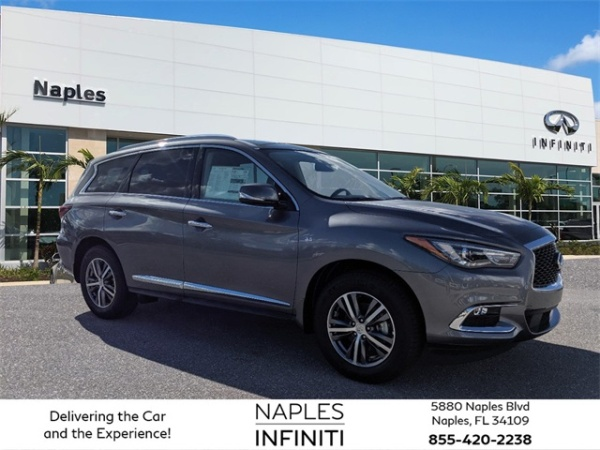 2020 INFINITI QX60 in Naples, FL