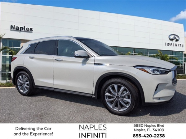 2020 INFINITI QX50 in Naples, FL