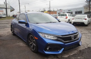 are all civic si manual