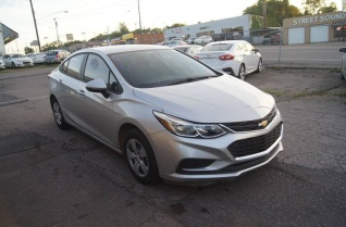 2016 Chevrolet Cruze L Sedan Mt For In Nashville Tn