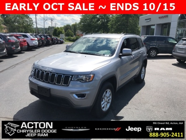 2018 Jeep Grand Cherokee in Acton, MA