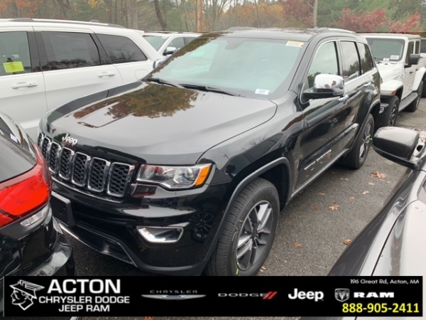 2020 Jeep Grand Cherokee in Acton, MA