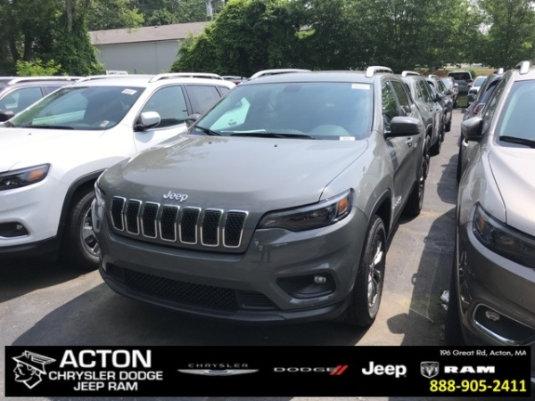 2019 Jeep Cherokee in Acton, MA