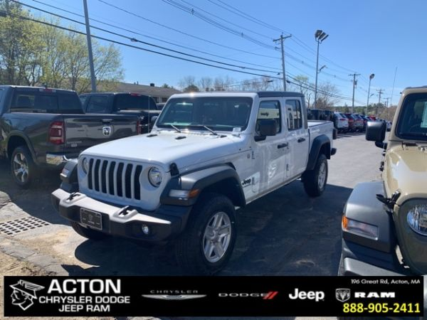 2020 Jeep Gladiator in Acton, MA