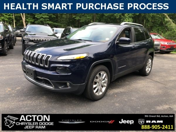 2016 Jeep Cherokee in Acton, MA