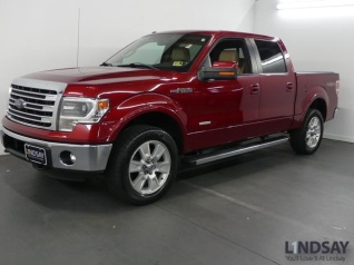 Used  Ford F  Xlt Supercrew  Wd For Sale In Alexandria