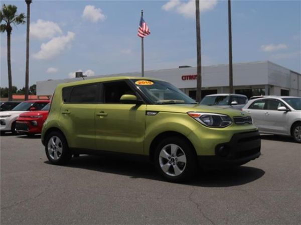 2019 Kia Soul in Crystal River, FL
