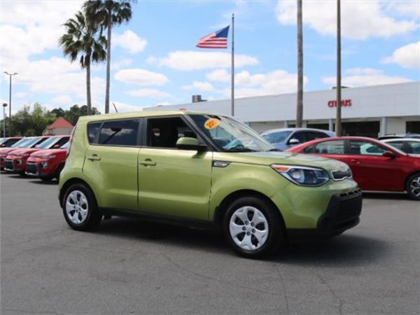 2015 Kia Soul in Crystal River, FL