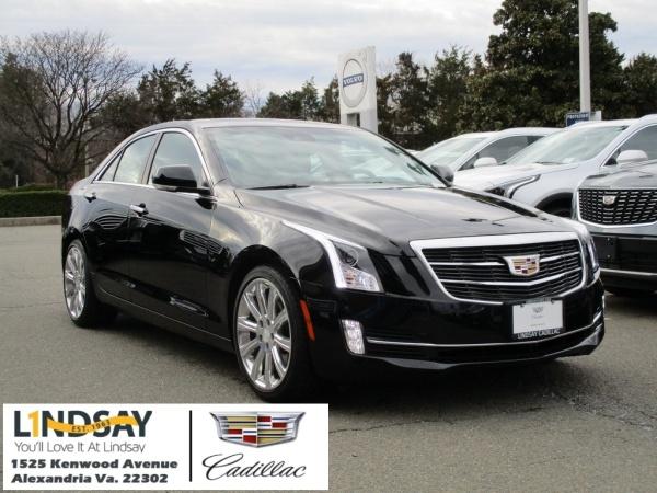 2017 Cadillac ATS Premium Luxury