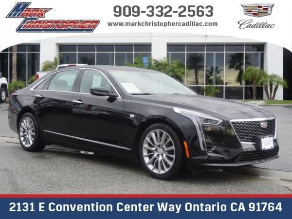 2019 Cadillac CT6 in Ontario, CA