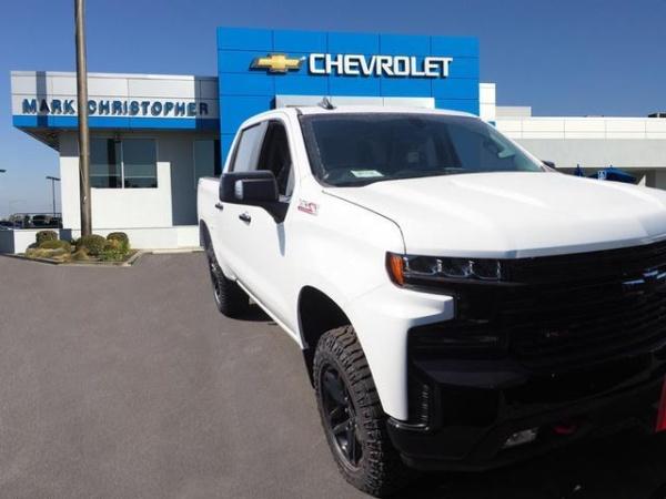 2020 Chevrolet Silverado 1500 in Ontario, CA