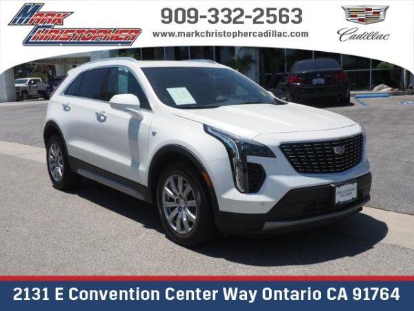 2020 Cadillac XT4 in Ontario, CA