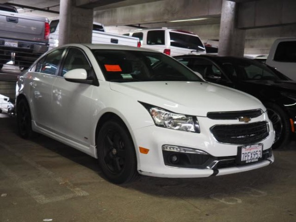 2016 Chevrolet Cruze Limited in Ontario, CA