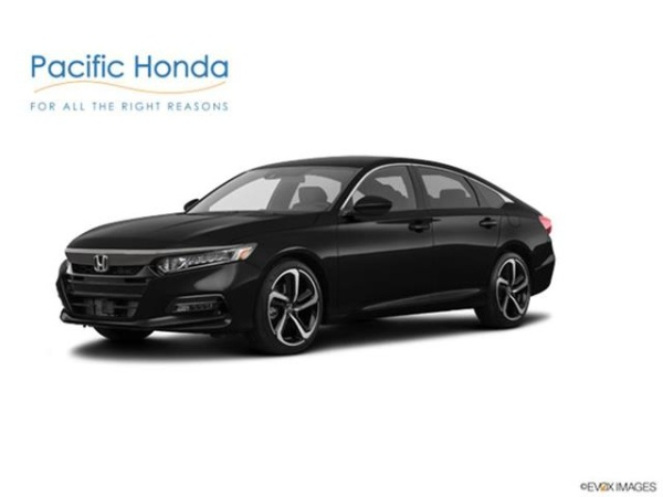 2020 Honda Accord in San Diego, CA