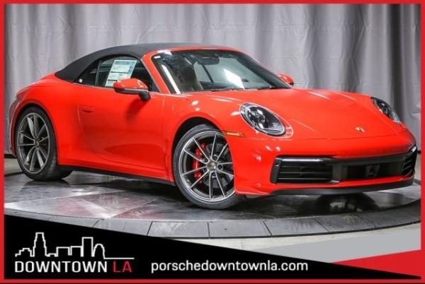 2020 Porsche 911 in Los Angeles, CA