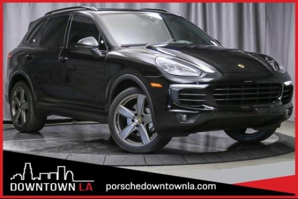 2017 Porsche Cayenne in Los Angeles, CA