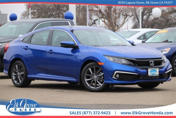 2020 Honda Civic in Elk Grove, CA