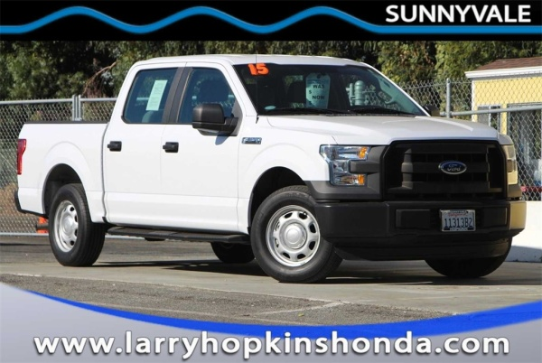 2015 Ford F-150 in Sunnyvale, CA