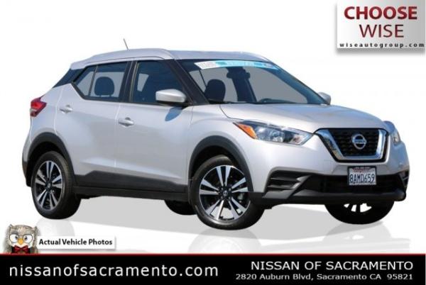 2018 Nissan Kicks in Sacramento, CA
