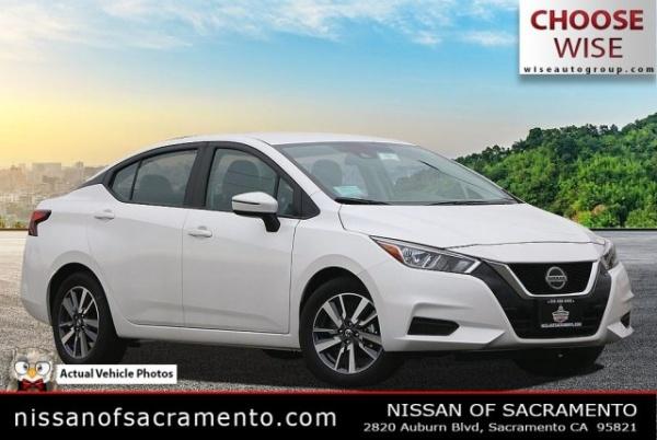 2020 Nissan Versa in Sacramento, CA