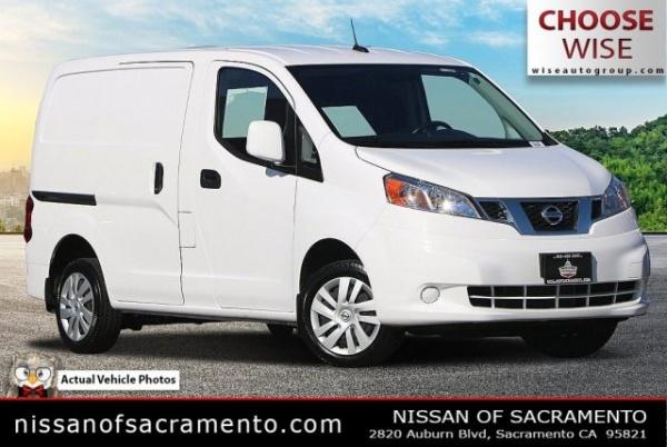 2020 Nissan NV200 Compact Cargo in Sacramento, CA