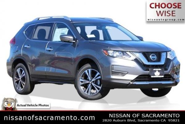 Nissan Of Sacramento >> 2019 Nissan Rogue Sv Awd For Sale In Sacramento Ca Truecar