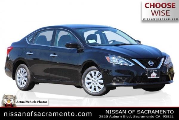 2019 Nissan Sentra in Sacramento, CA