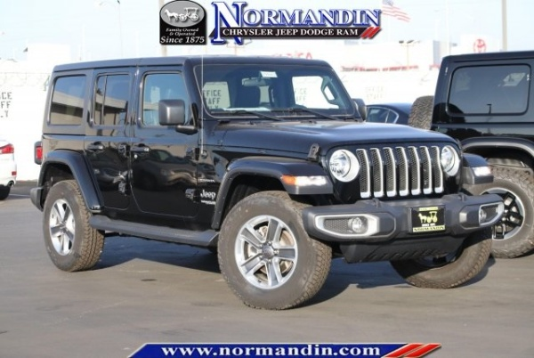 2019 Jeep Wrangler in San Jose, CA