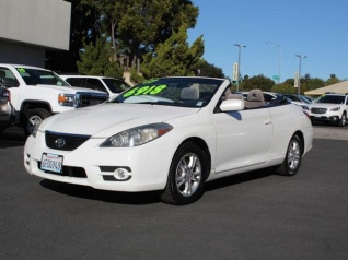 2007 Toyota Camry Solara Se V6 Convertible Automatic For In Capitola Ca