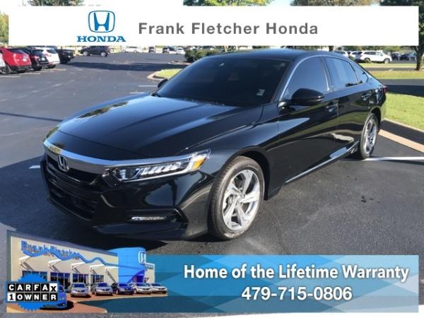 2018 Honda Accord in Bentonville, AR