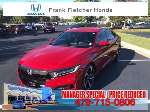 2019 Honda Accord in Bentonville, AR
