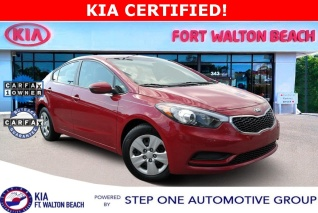Used 2016 Kia Forte LX Sedan Automatic For Sale In Ft. Walton Beach, FL