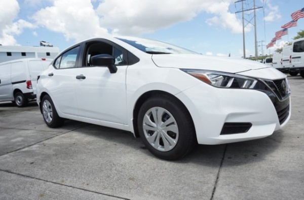 2020 Nissan Versa in Davie, FL