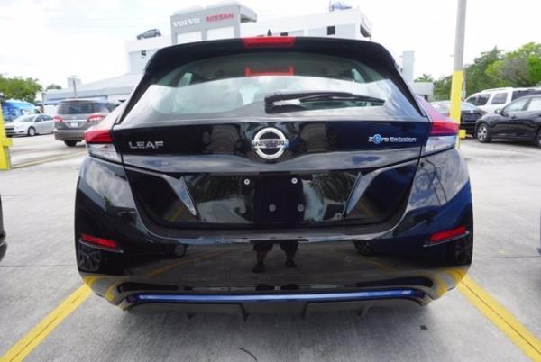 2020 Nissan LEAF in Davie, FL