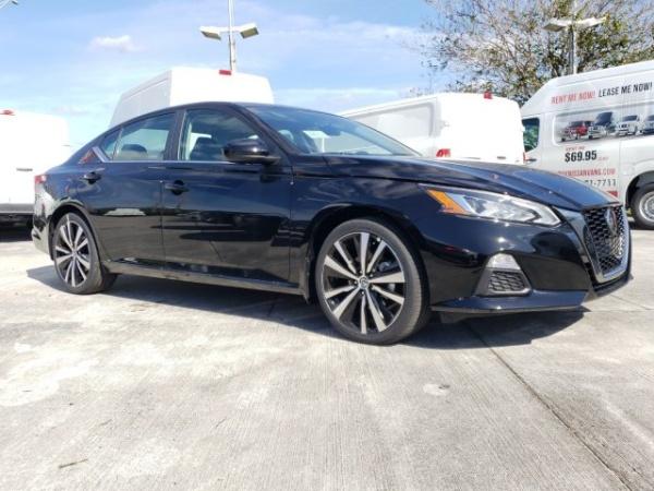 2020 Nissan Altima in Davie, FL