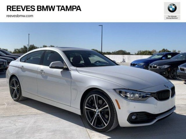 2020 BMW 4 Series in Tampa, FL