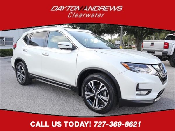 2017 Nissan Rogue in Clearwater, FL