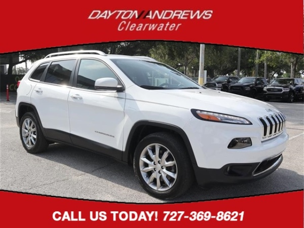 2018 Jeep Cherokee in Clearwater, FL
