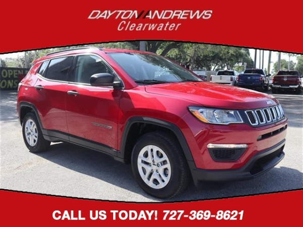 2019 Jeep Compass in Clearwater, FL