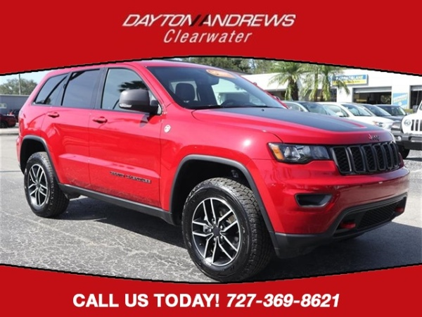 2019 Jeep Grand Cherokee in Clearwater, FL