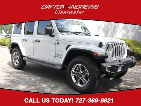 2020 Jeep Wrangler in Clearwater, FL