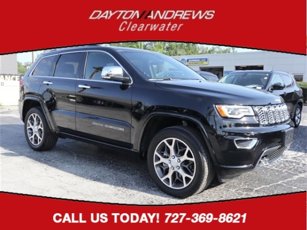 2020 Jeep Grand Cherokee in Clearwater, FL