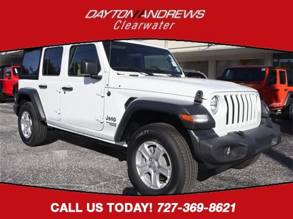 2019 Jeep Wrangler in Clearwater, FL
