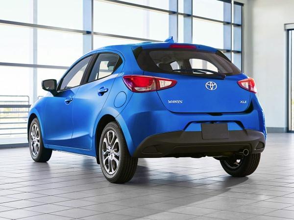 2020 Toyota Yaris in Columbia, SC