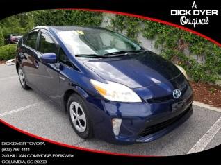 Toyota Columbia Sc >> Used Toyota Prius For Sale In Columbia Sc Truecar
