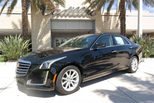 2019 Cadillac CTS