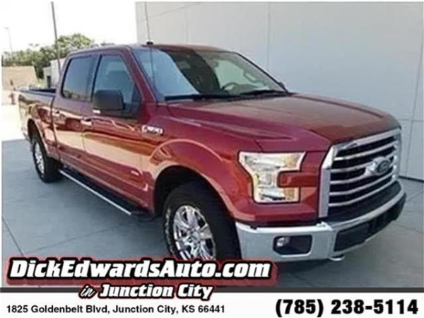 2016 Ford F-150 in Junction City, KS