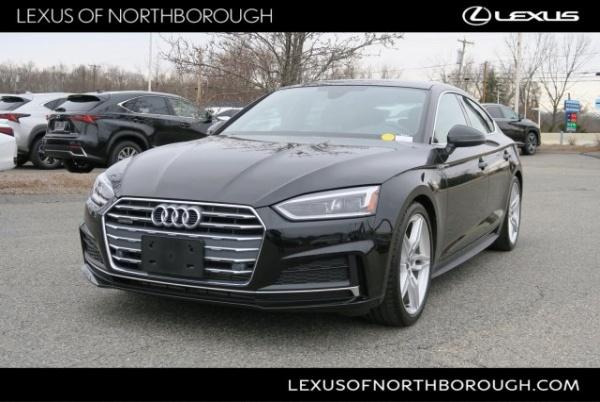 2019 Audi A5 in Northborough, MA